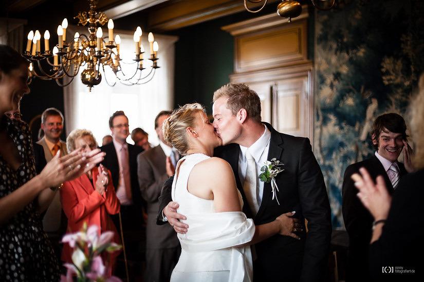 Foto Hochzeit Annica und Chris von Ronny Walter