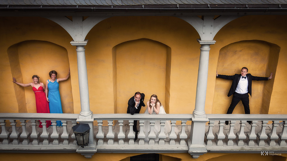 Foto Hochzeit Julia und Jochen von Ronny Walter