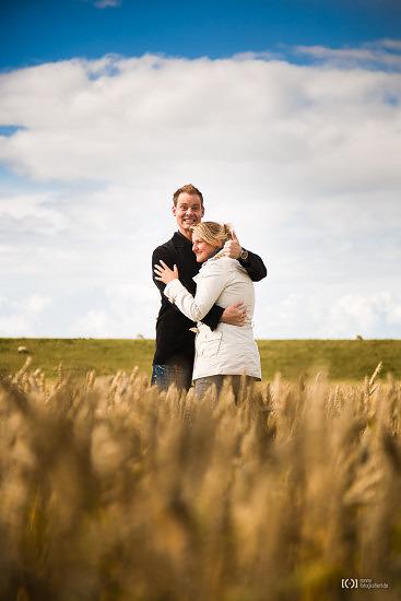 Foto Engagementshooting mit Annica und Chris von Ronny Walter