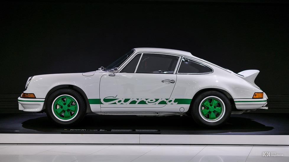 Foto Porsche Museum von Ronny Walter
