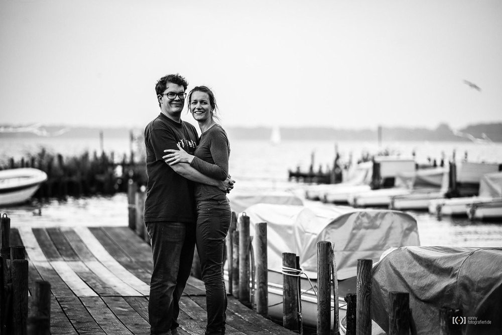 Foto Engagement Shooting vor der Hochzeit in Bad Zwischenahn von Ronny Walter