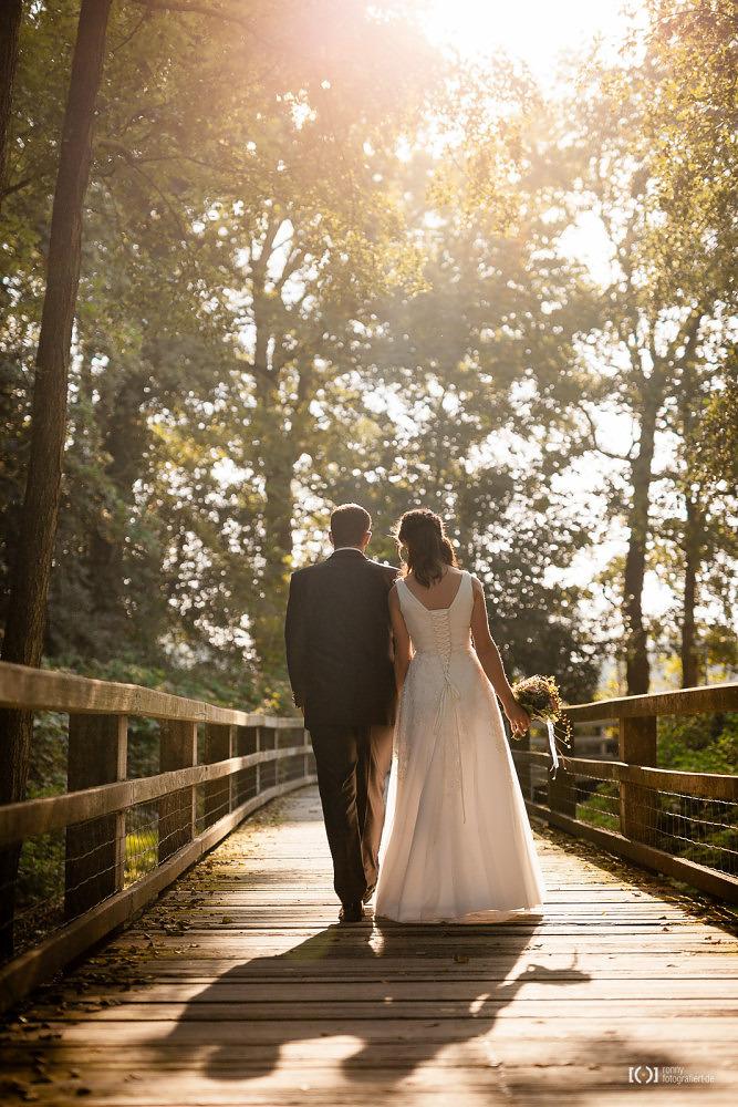 Foto Hochzeitsfotos im Park in Bad Zwischenahn von Ronny Walter