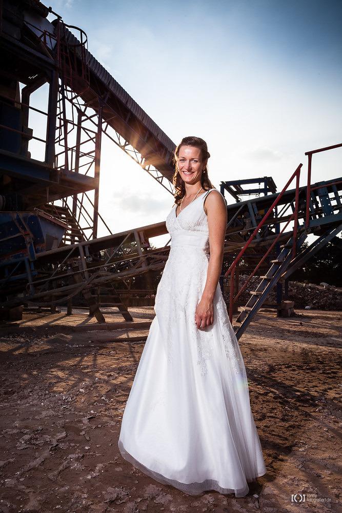 Foto Hochzeitsfotos Industrie bei Bad Zwischenahn von Ronny Walter