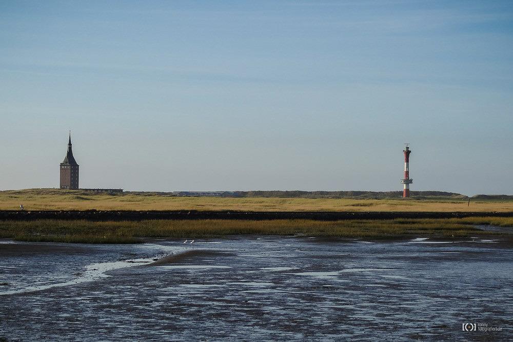Foto Westturm auf Wangerooge von Bärbel Stork