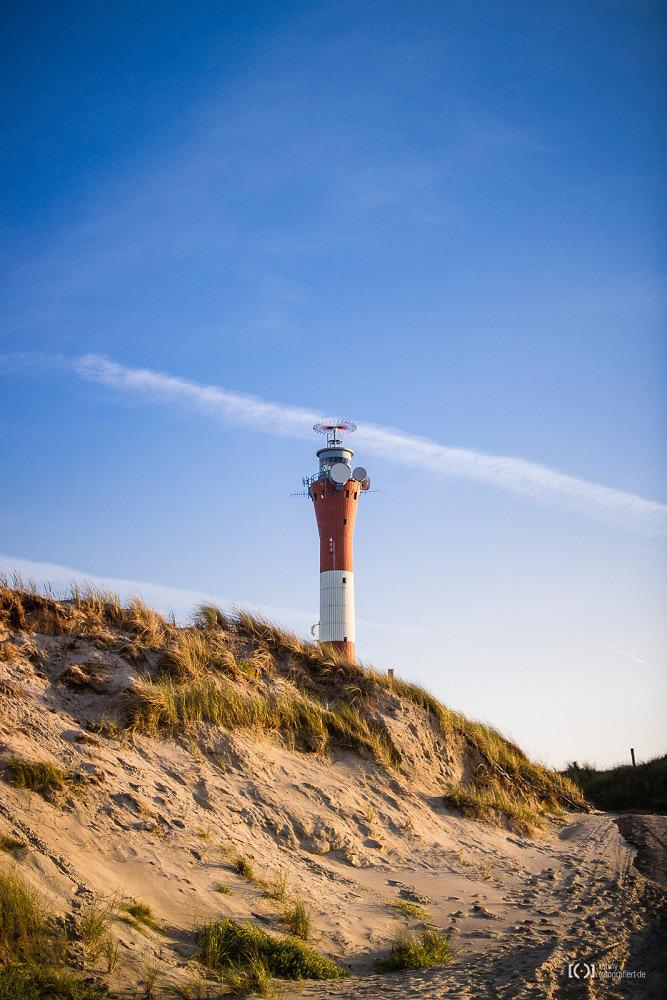 Foto Neuer Leuchtturm Wangerooge von Ronny Walter