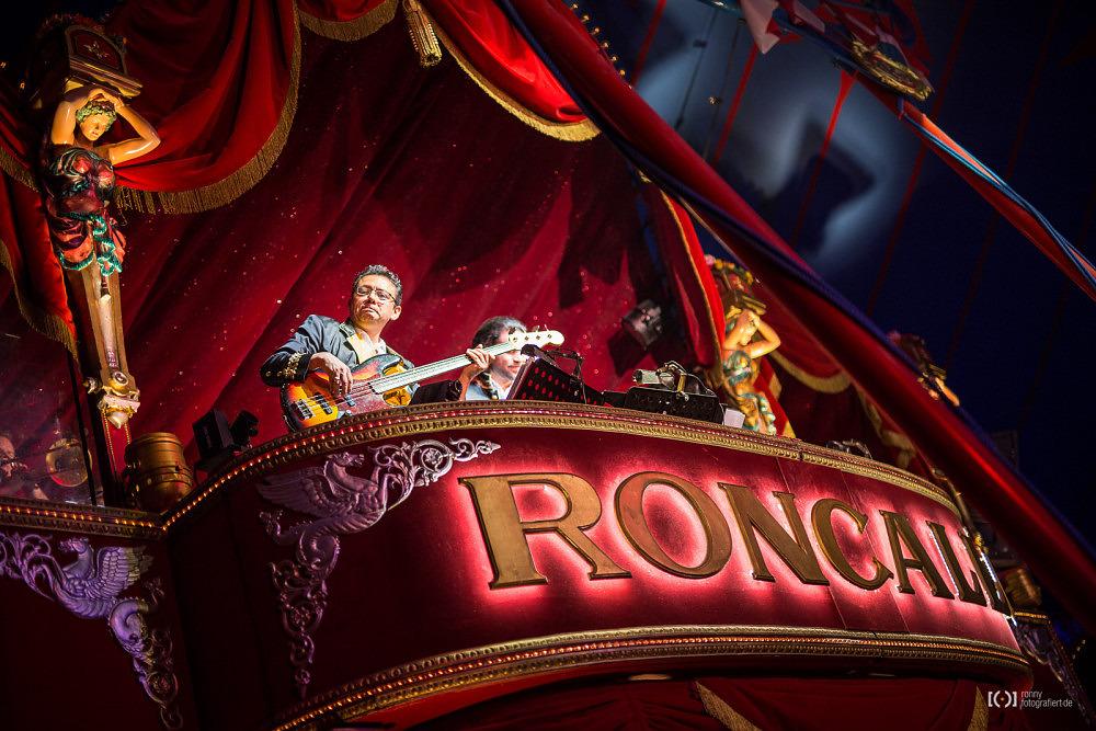 Foto Zirkus Roncalli von Ronny Walter