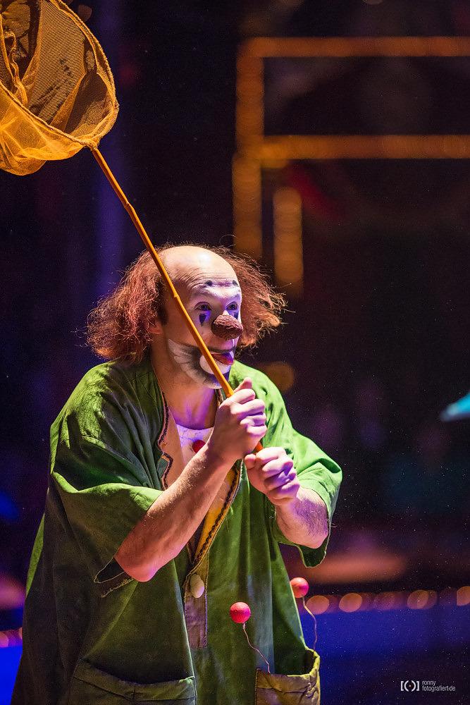Foto Fotos Zirkus Roncalli von Ronny Walter