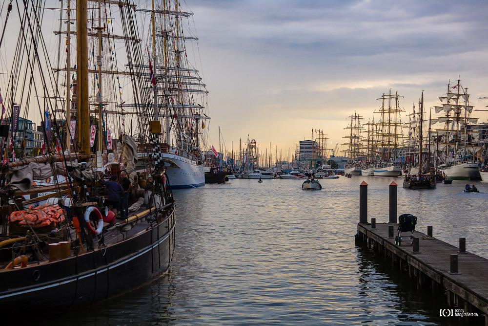 Foto Sail 2015 Bremerhaven von Ronny Walter