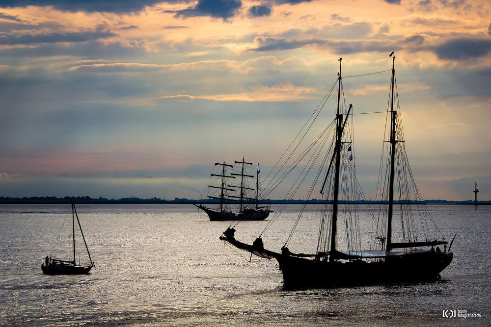 Foto Sail 2015 Bremerhaven von Bärbel Stork