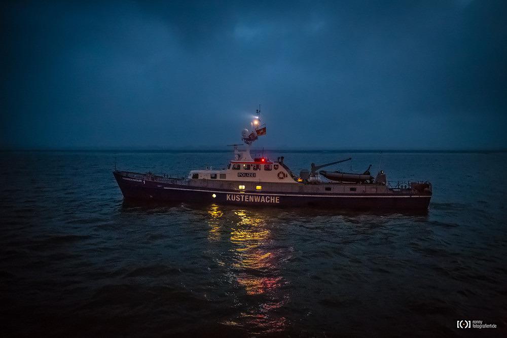 Foto Küstenwache bei der Sail 2015 Bremerhaven von Ronny Walter