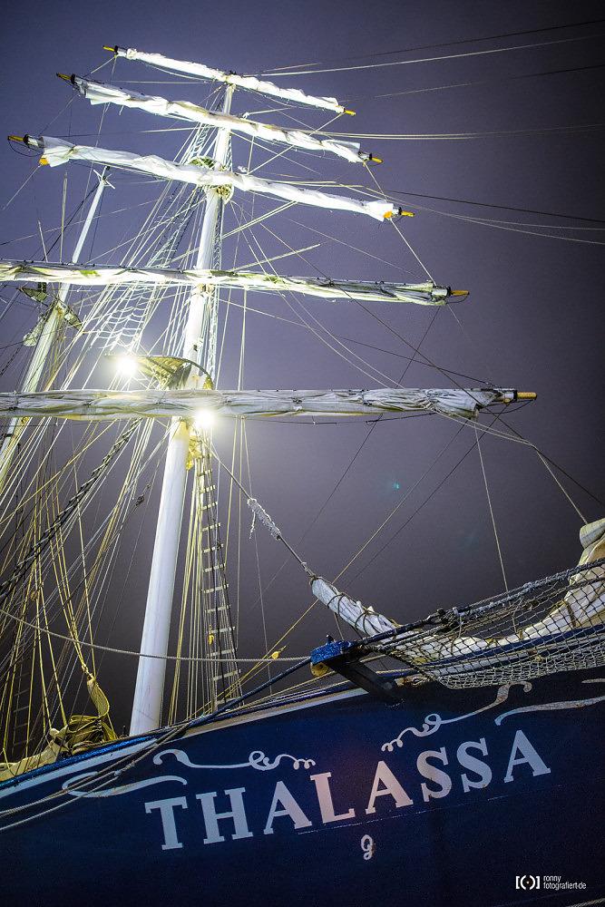 Foto Thalassa bei der Sail 2015 in Bremerhaven von Ronny Walter