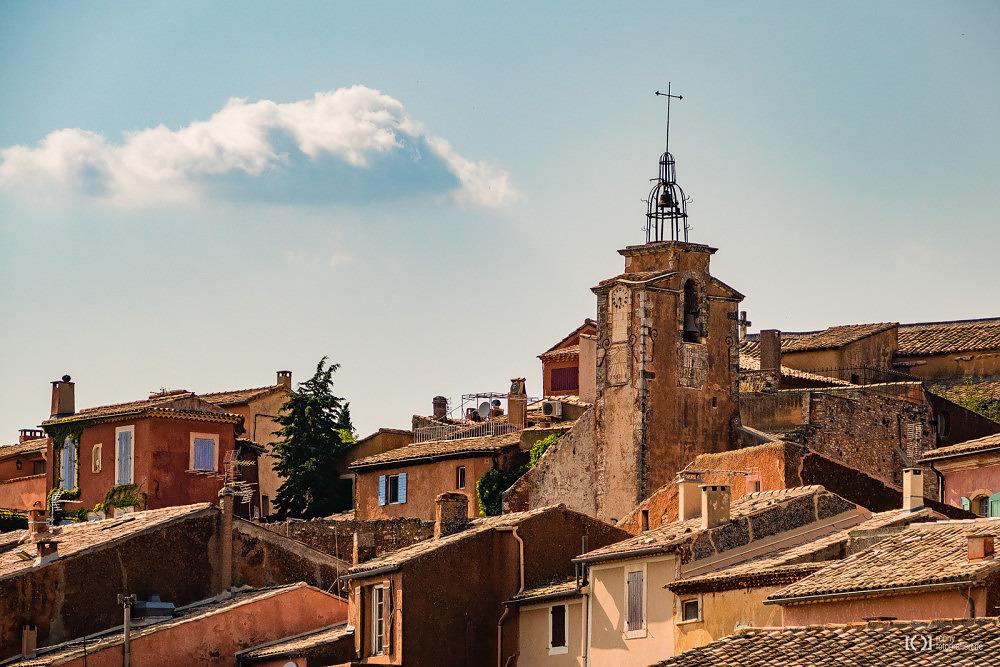 Foto Roussillon von Bärbel Stork