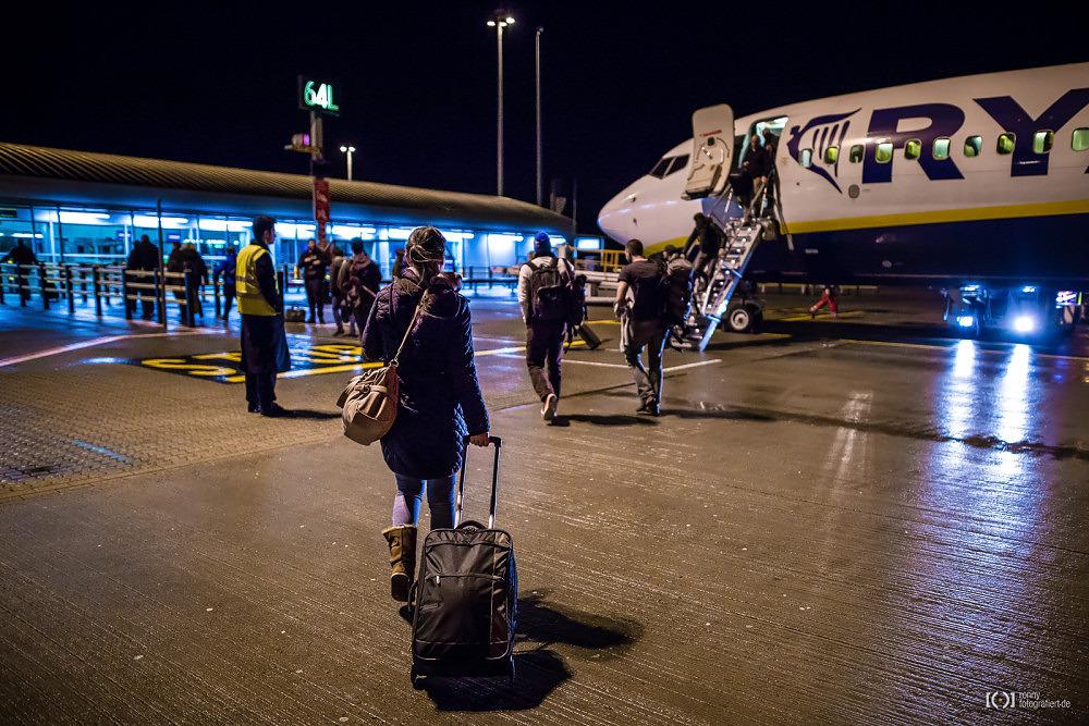 Foto Mit Ryanair von Bremen nach London von Ronny Walter