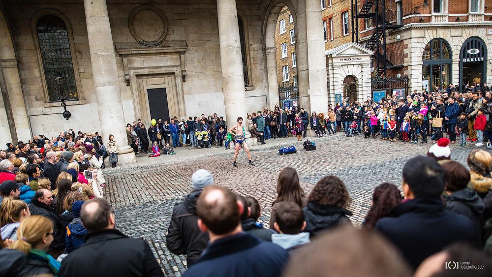 Foto Covent Garden von Ronny Walter