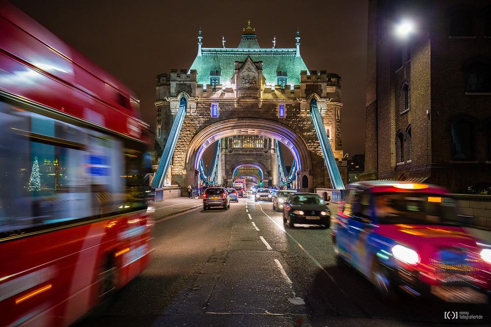 Foto Tower Bridge von Ronny Walter