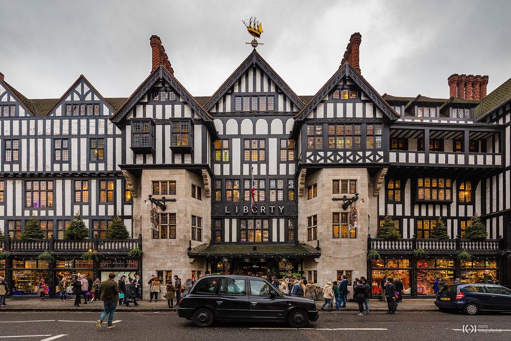Foto Liberty London von Ronny Walter
