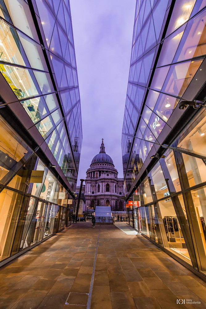 Foto Saint Paul's Cathedral von Ronny Walter