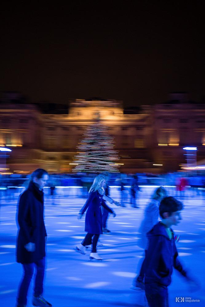 Foto Schlittschuhlaufen am Somerset House von Ronny Walter