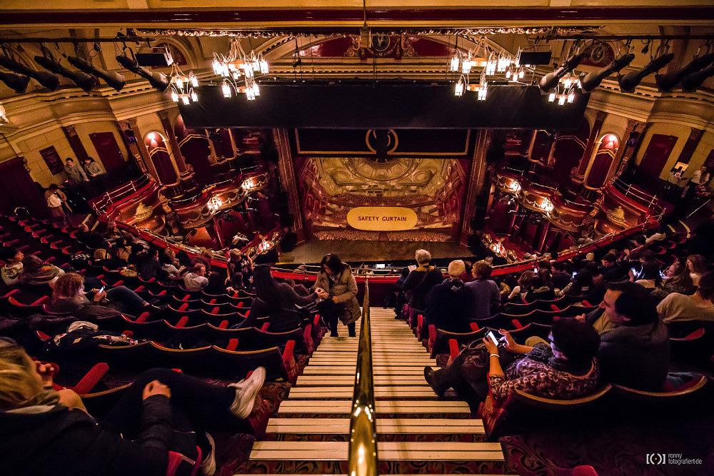 Foto Musical Billy Elliot im Victory Palace von Ronny Walter