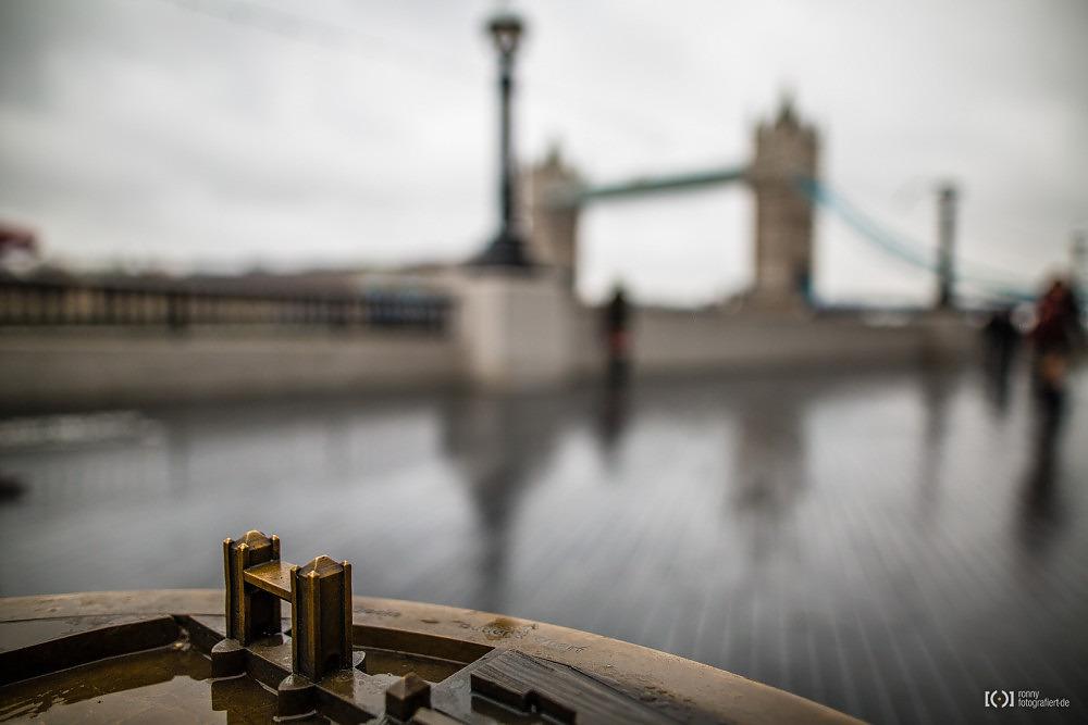 Foto Little Tower Bridge von Ronny Walter
