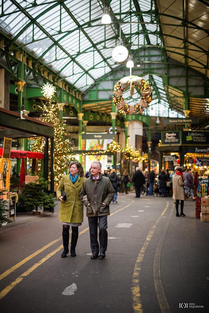 Foto Borough Market von Ronny Walter