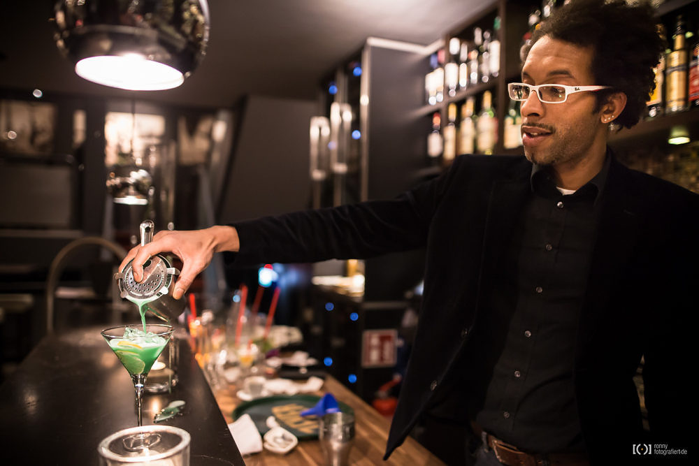 Foto Zeit für einen zweiten Cocktail von Ronny Walter
