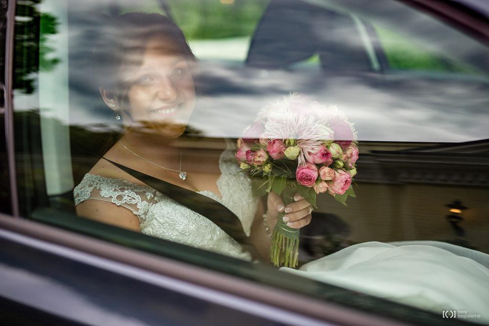 Foto Empfang der Braut von Ronny Walter