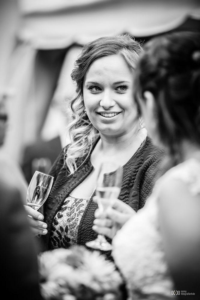 Foto Hochzeitsempfang von Ronny Walter