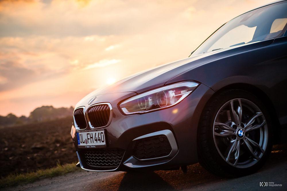 Foto BMW M140i Mineralgrau metallic von Ronny Walter
