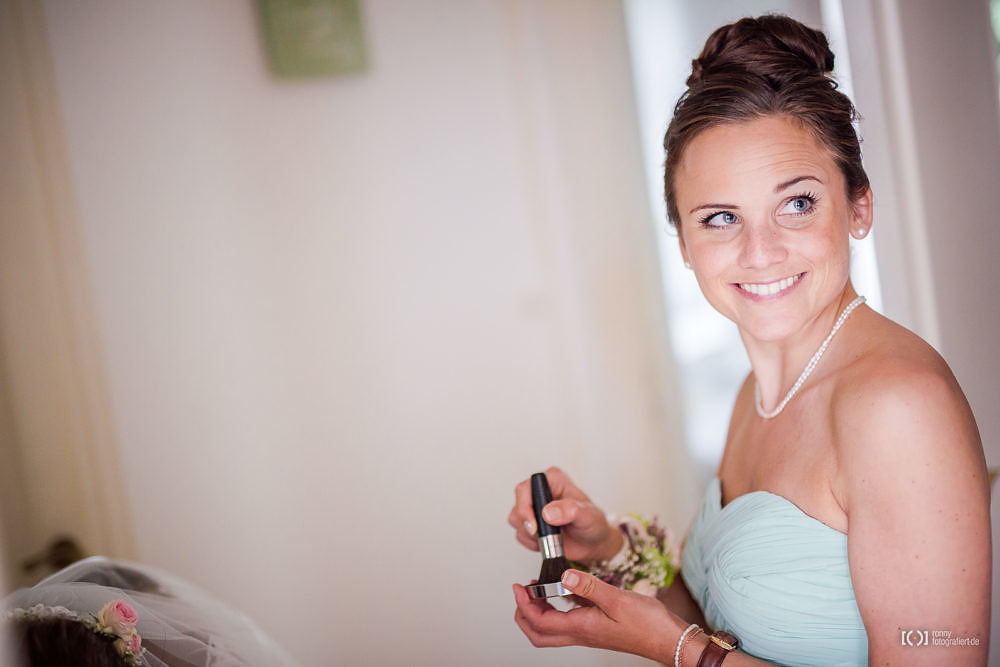 Foto Getting Ready Hochzeit von Ronny Walter