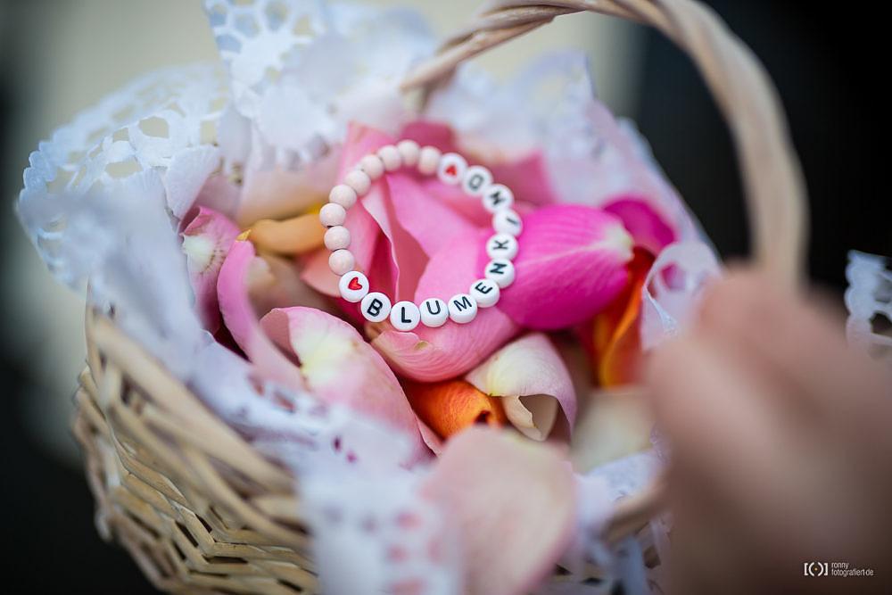 Foto Armband Blumenkind von Ronny Walter
