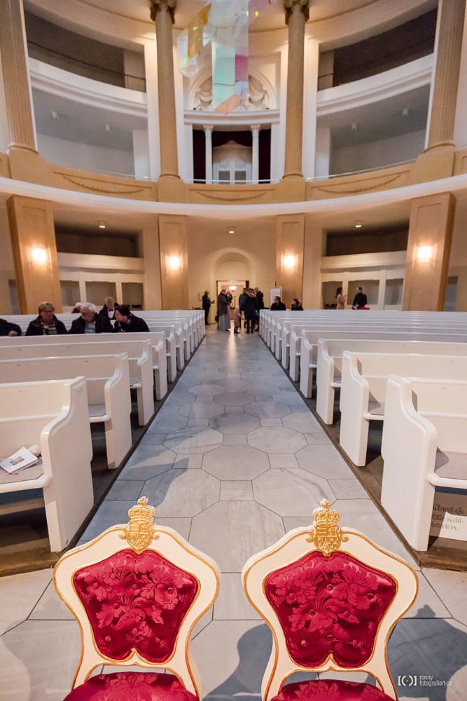 Foto Kirchliche Trauung in der Lambertikirche Oldenburg von Ronny Walter
