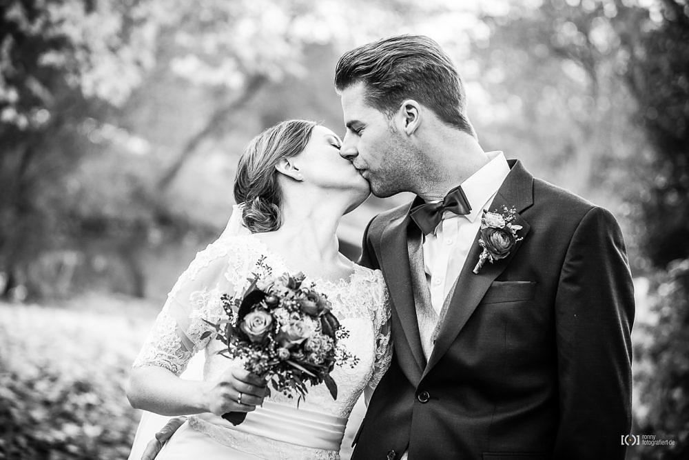 Foto Hochzeitsportraits Park Oldenburg von Ronny Walter