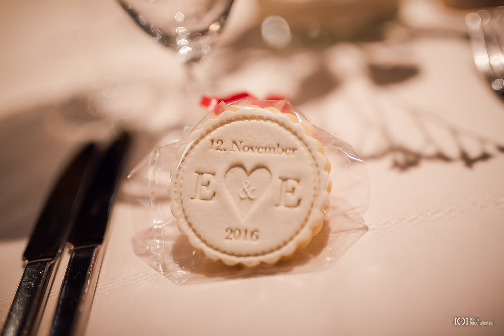 Foto Hochzeitsdeko im Hafenhaus Oldenburg von Ronny Walter