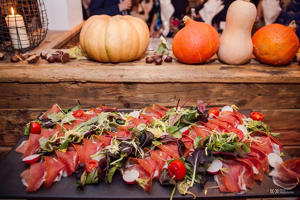 Foto Hochzeitsbuffet im Hafenhaus Oldenburg von Ronny Walter