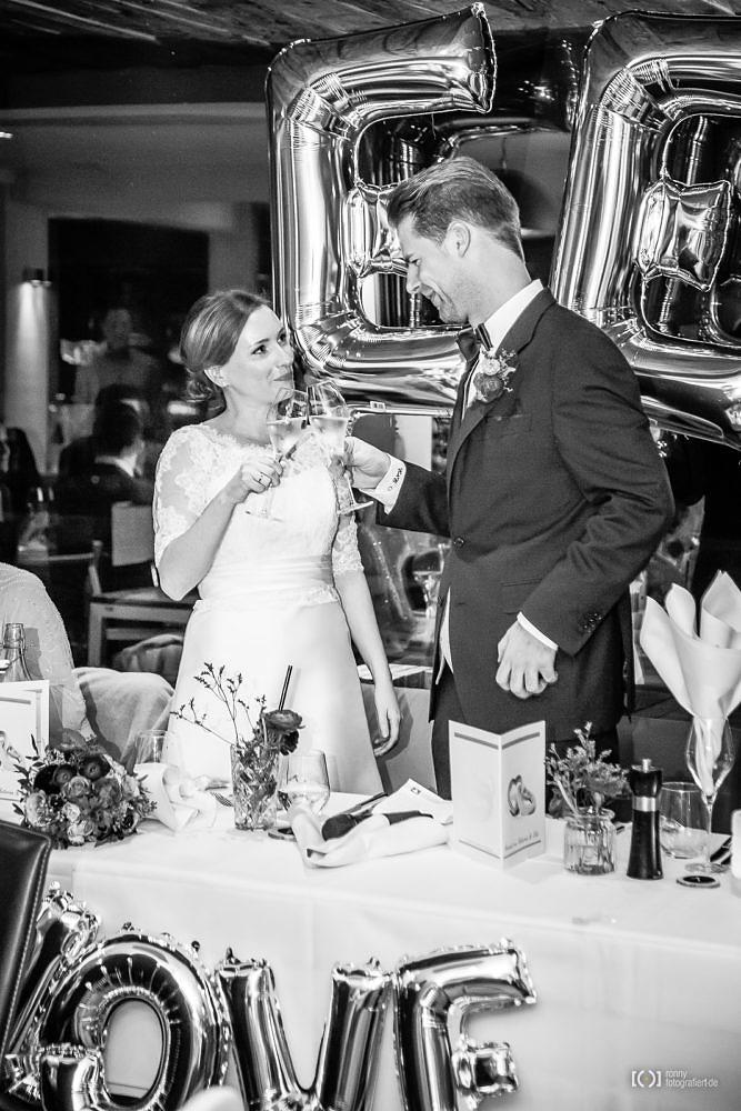 Foto Hochzeitsfeier im Hafenhaus Oldenburg von Ronny Walter