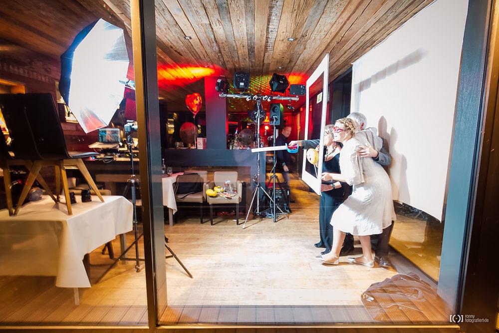 Foto Photobooth im Hafenhaus Oldenburg von Ronny Walter